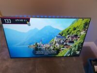 LG 55 inch 4K UHD TV with Smart Remote - Dolby Vision