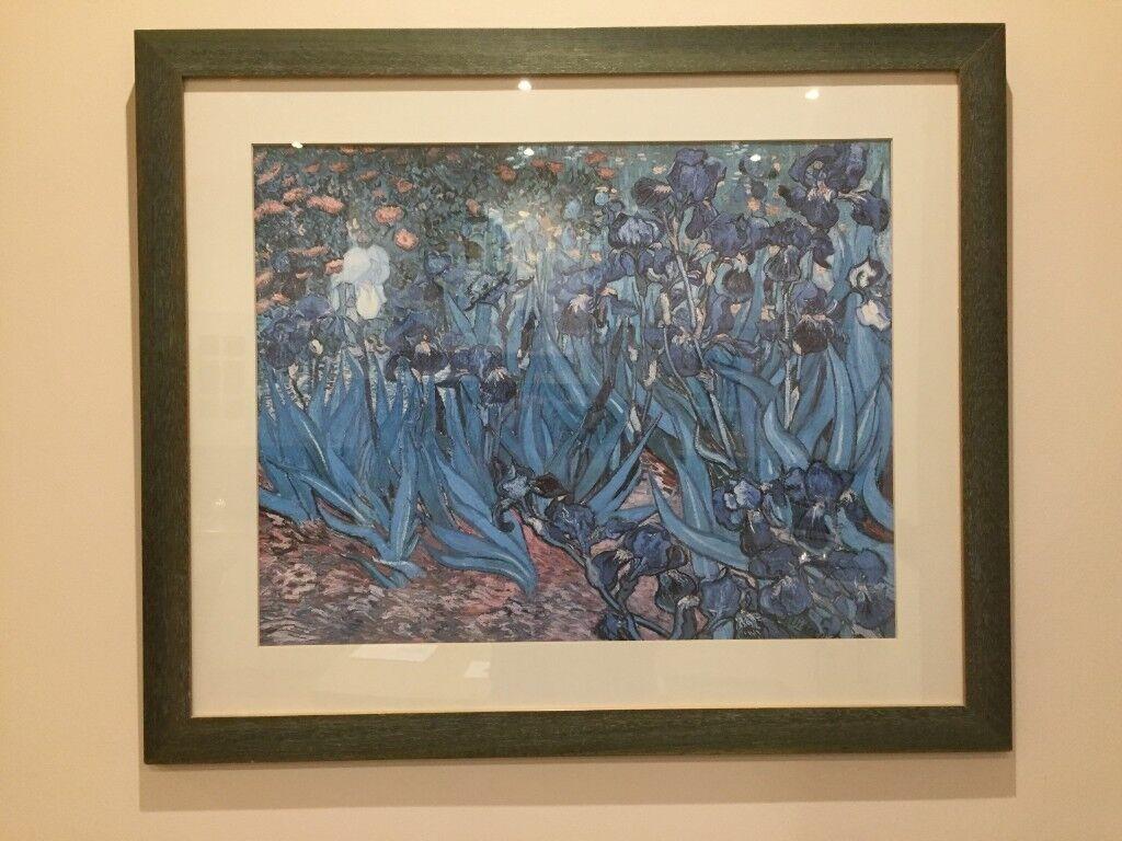 463d71351bc4 Framed Van Gogh print