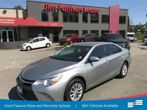 2017 Toyota Camry LE No accidents, Back up camera