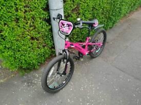 "20"" Nitro Bike Pink"
