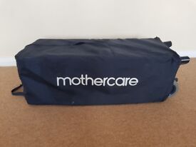 Mothercare travel cot & playpen 'Slumber Fun'