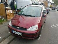 FORD GALAXY 7 SEATER PETROL MANUAL QUICK SALE
