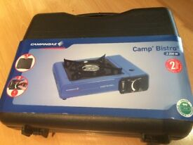 Camping stove/ cooker - new in original sealed packaging