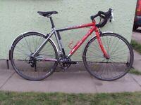 Carrera Vanquish Sports/touring Bike