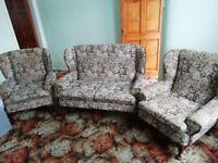 Fabric cottage suites