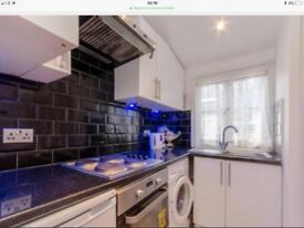 Holiday let studio apartment in fulham