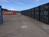 STORAGE IN NEW SEA CONTAINERS £23 A WEEK IN SWANSEA