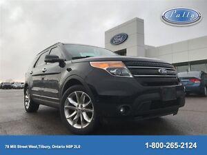2012 Ford Explorer Limited, Moonroof, Navigation, 20 inch!!!
