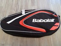 Brand new - Babolat Clubline 6 racket bag - Red