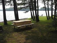 Beautiful Lakeside Cottage Rental