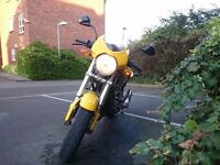 2004 ducati monster 620 ie, 13000 miles