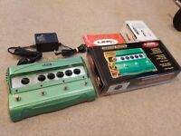 Line6 DL4 Delay Modeler Guitar Effects Pedal with Line6 PX-2G Adapter