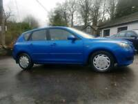 2004 Mazda 3 full mot low mileage