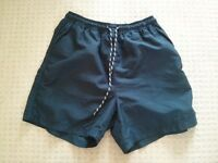 Size small swimming shorts