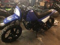 Py 50 Yamaha pw clone