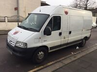 Citroen Relay 2.2 High Roof LWB Low Mileage 86700
