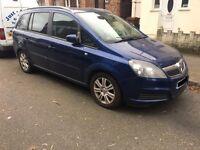 Vauxhall Zafira MPV 2006 For Sale