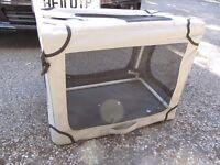 Puppy / Pet Lightweight Fabric Carrier / Crate £10 Kingston