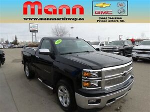 2014 Chevrolet Silverado 1500 LT -PST paid, Exhaust system, Cold