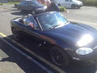 Mazda mx5 euphoric for sale