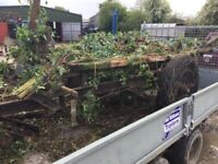 WANTED Antique/Vintage Wooden Salop Trailers