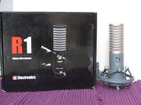 sE Electronics R1 Ribbon Microphone
