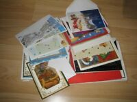CHRISTMAS PRESENT.. 10 FREE CHRISTMAS CARDS WITH EVERY PURCHASE MADE FROM MY LISTED ITEMS FREE GIFT