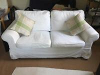 2 x Ikea Ektorp Sofa
