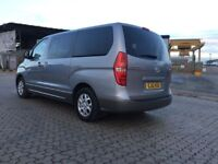 2012│Hyundai i800 2.5 CRDi Style MPV 5dr (8 seats)│2 FORMER KEEPERS│HPI CLEAR│6 MONTHS MOT