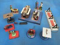 Wilesco Engine & Accessories Spares or Repairs