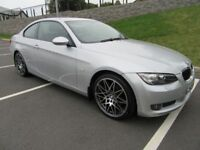 2007 BMW 320i COUPE M - SPORT ALLOYS