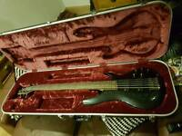 Ibanez SR305 bass guitar plus case