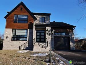 625 000$ - Maison 2 étages à vendre à Candiac