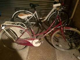 Ladies bike