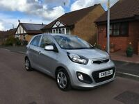 61 KIA PICANTO 1.0 29K 1 OWNER FSH 5 DOOR HATCH AIR CON FREE TAX MODEL £3995 ONO
