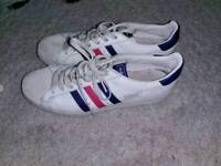 Size 11 Adidas Trainers