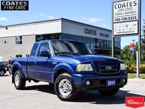 2011 Ford Ranger Sport 2WD~4 New Tires~Clean Car Proof~