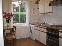 Lovely Flat, warm & cosy in superb location for mainline station, Gfd. town & the Downs