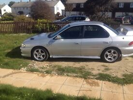 Subaru Impreza wrx 1998