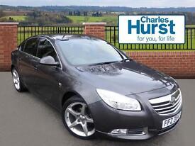 Vauxhall Insignia SRI VX-LINE CDTI (grey) 2011-03-16