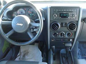 2007 Jeep Wrangler 4x4 Hardtop - Air, tilt,cruise Regina Regina Area image 13