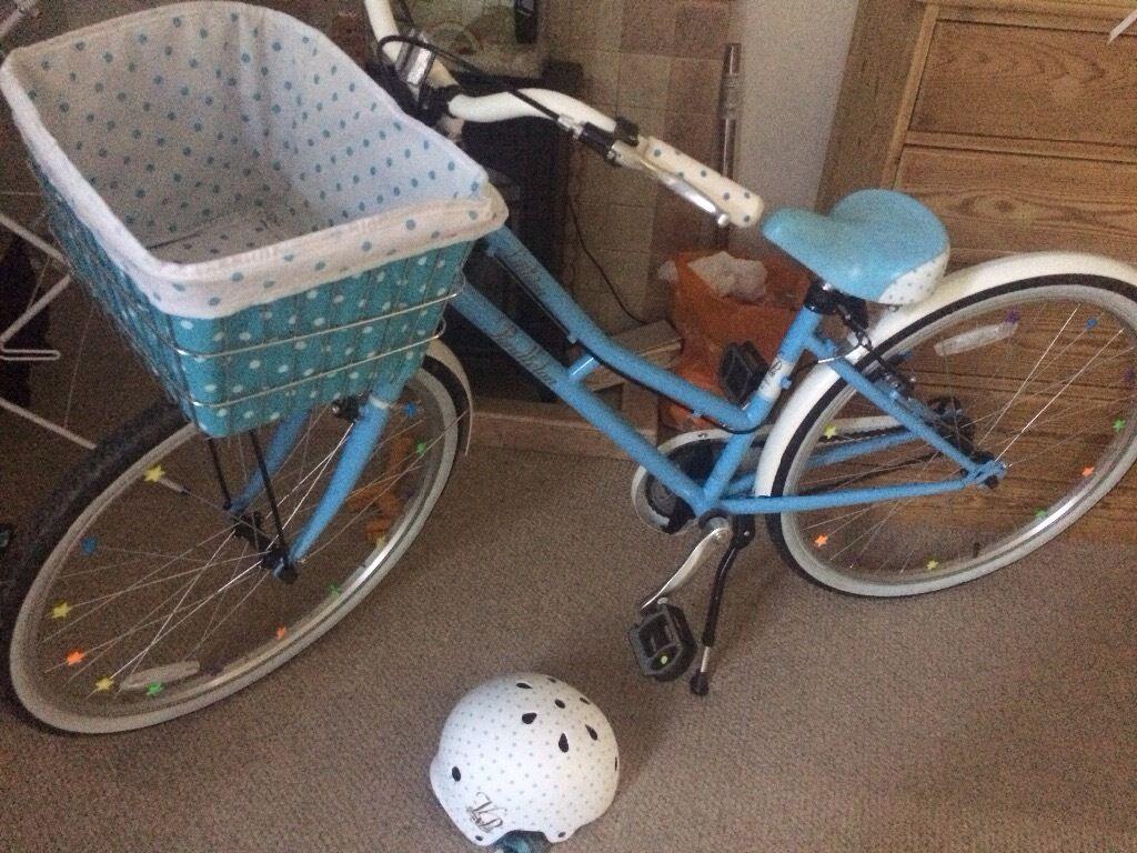 Girls Pendleton bike