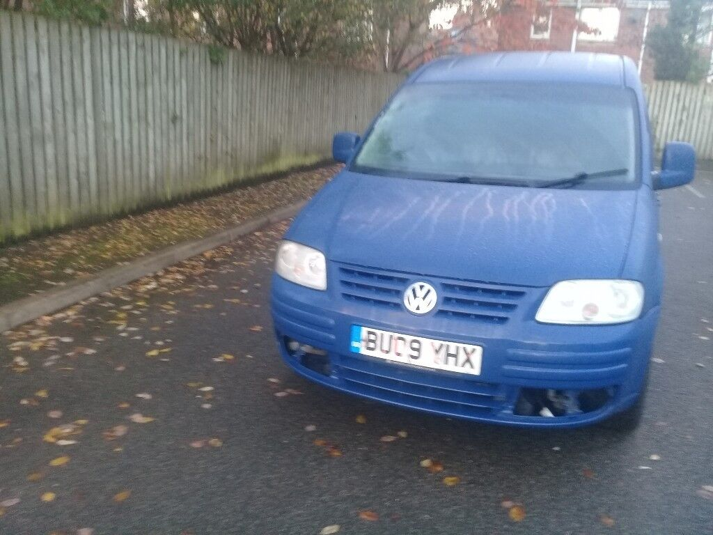 WV CADDY 1.9TDI FOR SALE