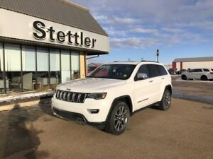 2018 Jeep GRAND CHEROKEE LIMITED! LUXURY GROUP! LEATHER! NAV!