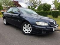 2003 Vauxhall Omega 2.2 i 16v CDX 4dr AUTOMATIC SALOON