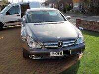 Mercedes CLS 320 cdi - Low Milleage