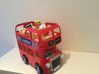 Early learning centre London bus