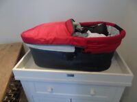Uppababy Pushchair and Carrycot by John Lewis