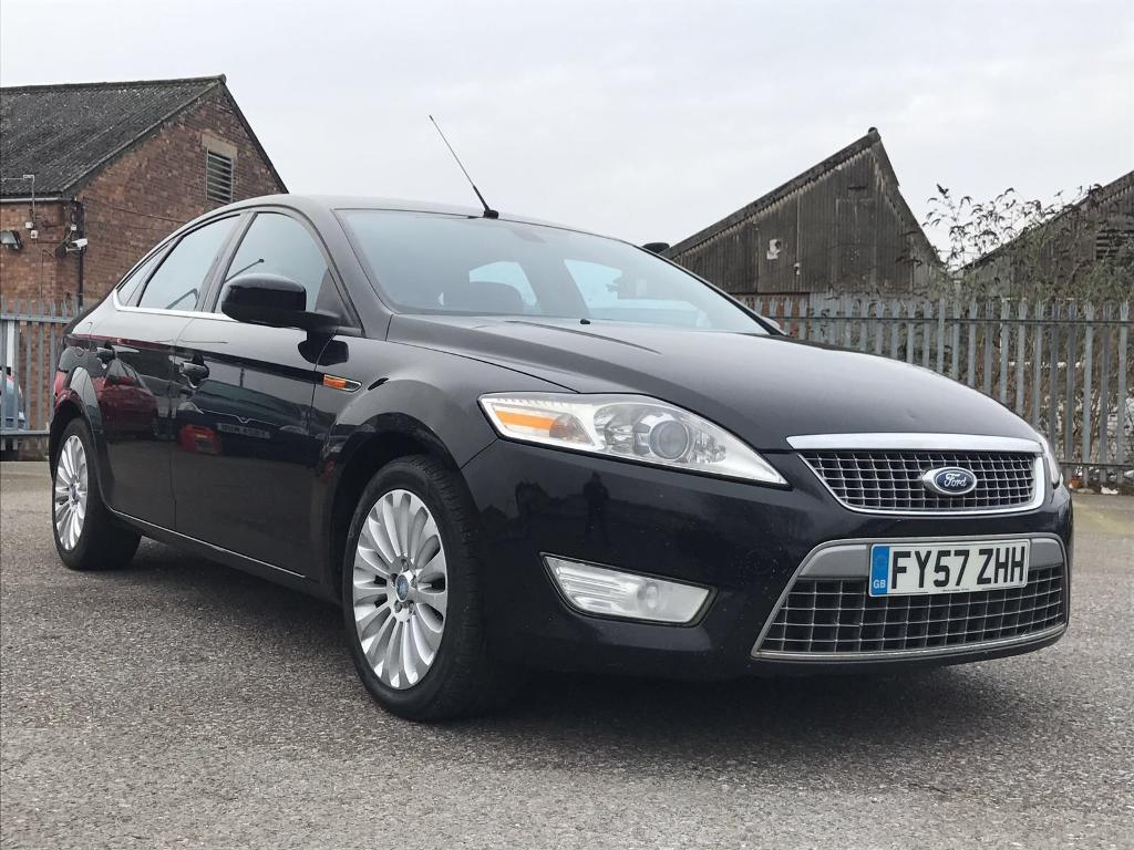 ford mondeo titanium x 2007 td in hanham bristol gumtree. Black Bedroom Furniture Sets. Home Design Ideas