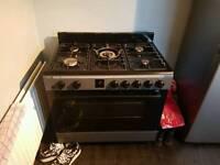 Dual.fuel.cooker